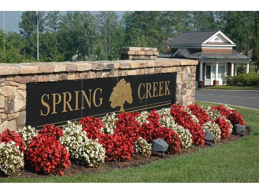 Come home to Spring Creek